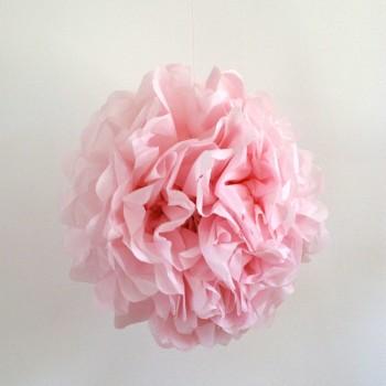 PomPom pasztell rózsaszín