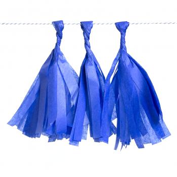 Rojtos girland, kék