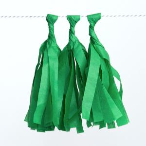 Rojtos girland, zöld