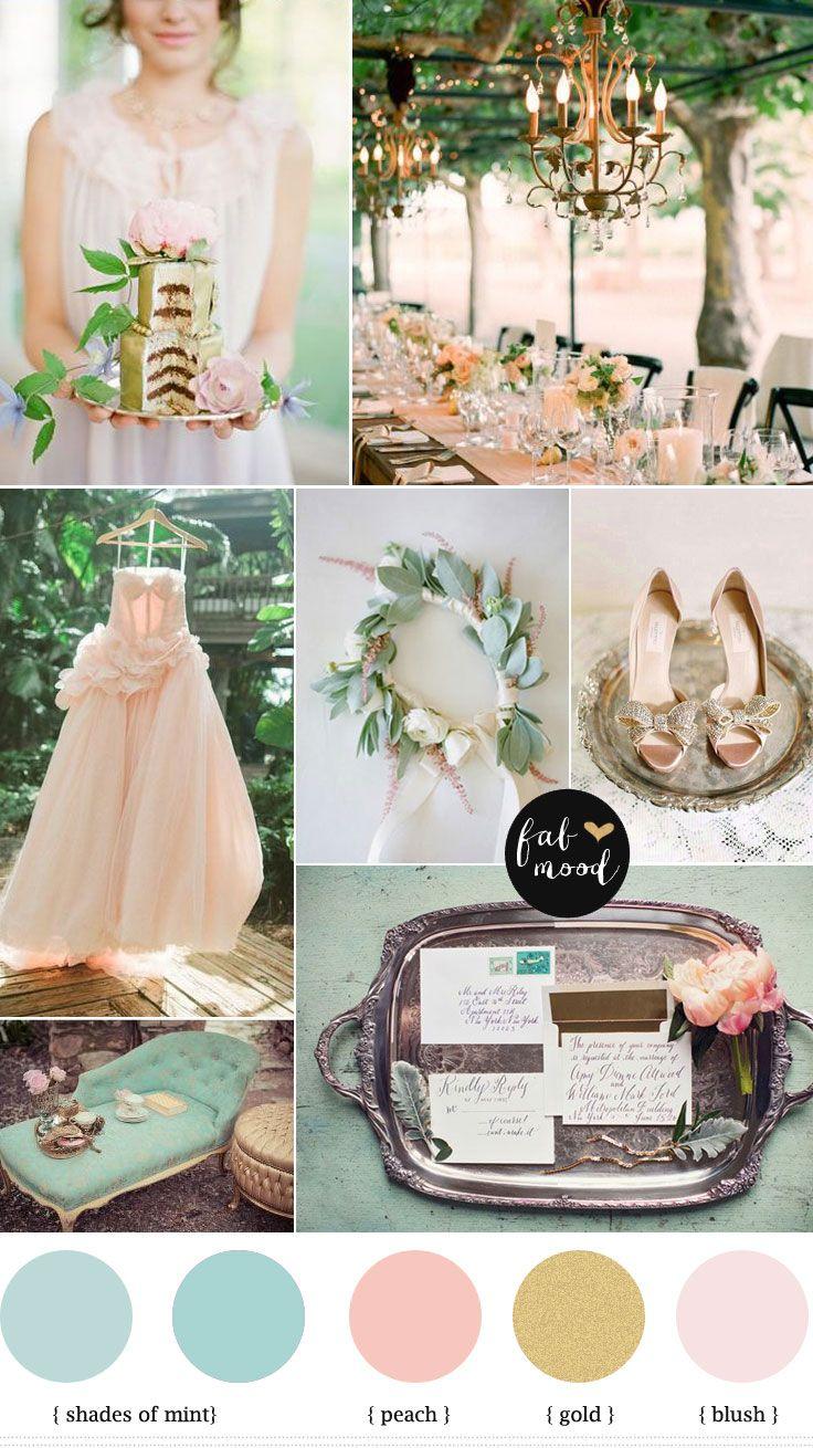 pasztell esküvő