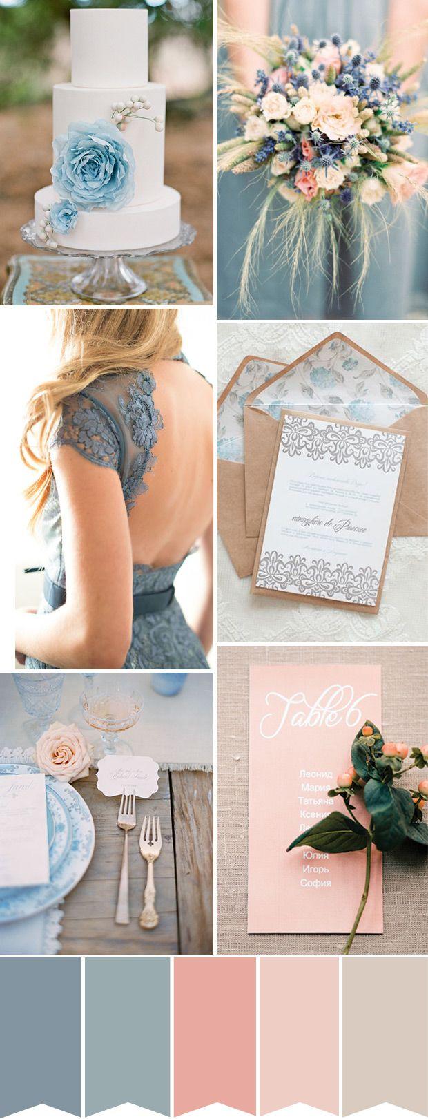 szürke, pasztell esküvő
