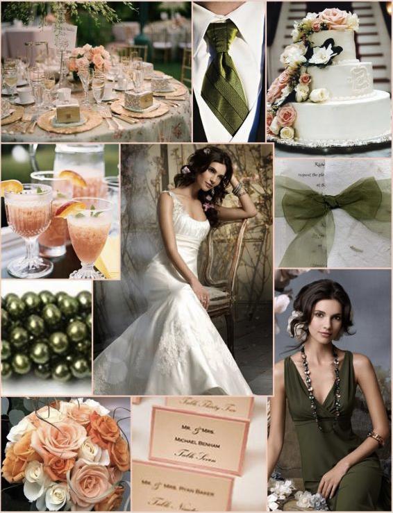 esküvő, oliva