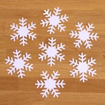 hópehely konfetti